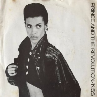 "Prince And The Revolution ‎- Kiss (7"") (VG/G)"